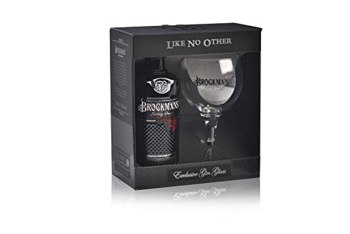 Ginebra Brockman's premium Gin - estuche de ginebra premium...