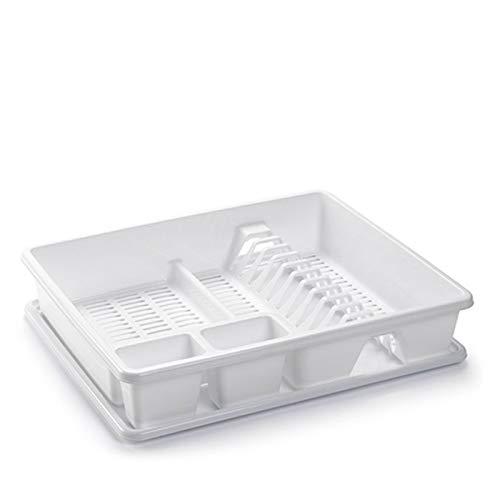 Acan Plastic Forte - Escurreplatos de Plástico 48 x 38 x 9,...
