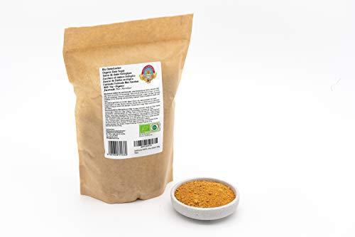 Azúcar de dátil de comercio justo orgánico - 1 kg - 100%...
