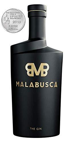 Malabusca Gin 70 cl - La Ginebra Premium Medalla de Plata en...