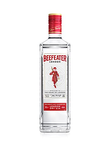 Beefeater London Dry Ginebra, 70cl