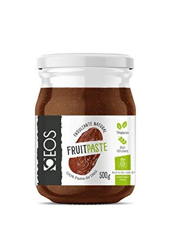 EOS - Pasta de Dátiles 100% 500 g - Endulzante natural...