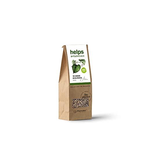 HELPS INFUSIONES - Té Verde A Granel 100% Natural....