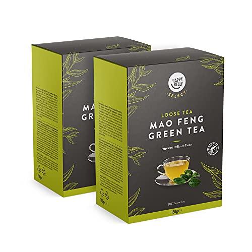 Marca Amazon - Happy Belly Select - Hojas selectas de té...