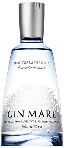Gin Mare - Ginebra Premium Mediterránea con Botánicos...