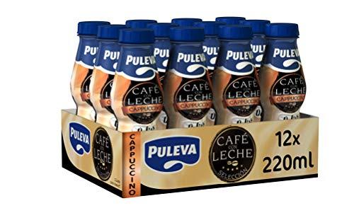 Puleva Café con Leche, Deliss Capuccino, 12 x 220ml