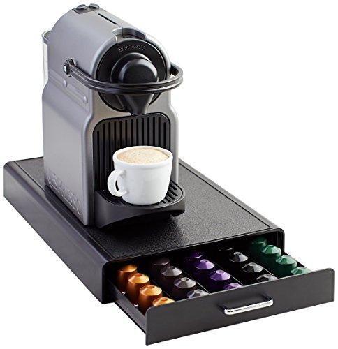Amazon Basics - Cajón para almacenar cápsulas de Nespresso...