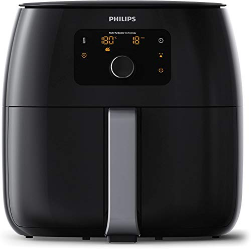 Philips Avance Collection Airfryer XXL HD9652/90 - Freidora...