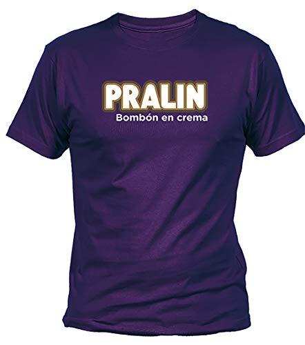 Camisetas EGB Camiseta Adulto/niño Pralin ochenteras 80´s...