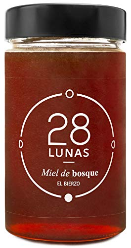 Miel de Bosque - 100% Natural Pura de Abeja, Cruda, 1Kg -...