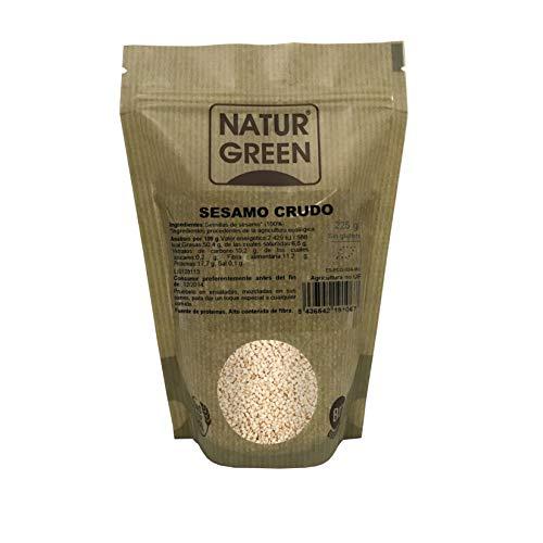 NaturGreen Semillas de Sésamo Crudo Bio 225g