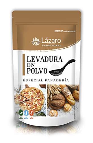Lázaro Levadura Especial Panadería 100g, Bolsa con cierre...