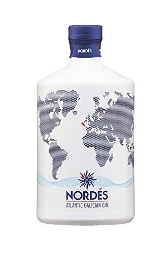 Ginebra Premium nacional Nordés Atlantic Galician Gin 40º...
