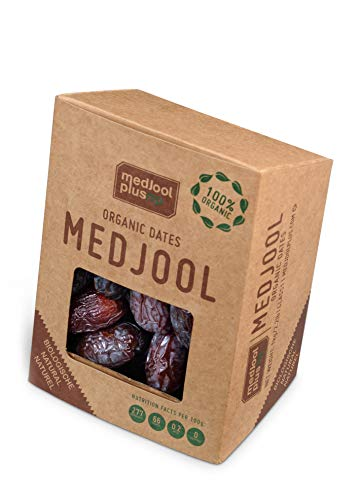 KoRo - Dátiles Medjool Medium Delight BIO 1 kg - Dátiles...
