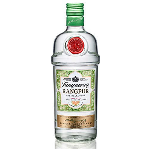 Tanqueray Rangpur Ginebra, 700ml, la botella puede variar