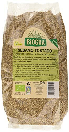 Biográ Sesamo Tostado 500G Biográ 100 g