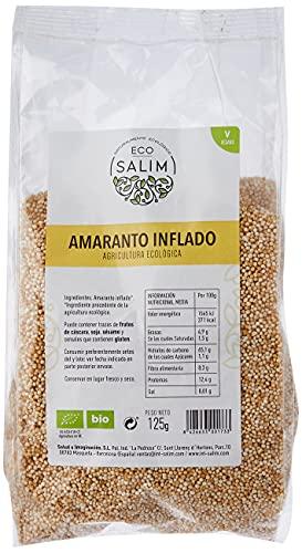 Amaranto Inflado ECO, 125 g