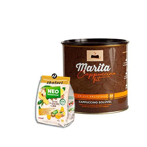Pack ABALORI Café Marita Capuchino Fit + Hoja de...