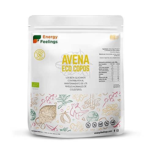 Energy Feelings Avena Ecológica Premium sin Gluten en...