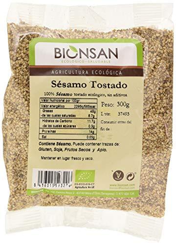 Bionsan Sésamo Tostado | Semillas de Sesamo | 300 gr