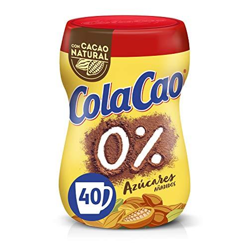 ColaCao 0% Azúcares añadidos - 300g