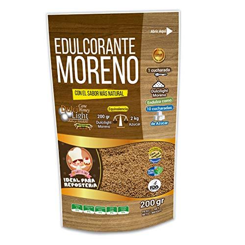 EDULCORANTE MORENO DULCILIGHT |Envase de 200gr |Natural...