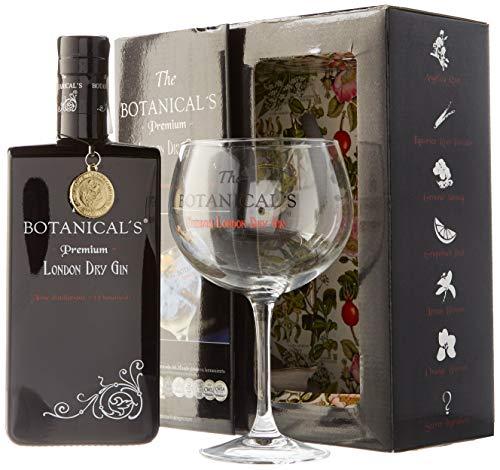 The Botanical's - Pack con Ginebra London Dry y Copa Balón,...