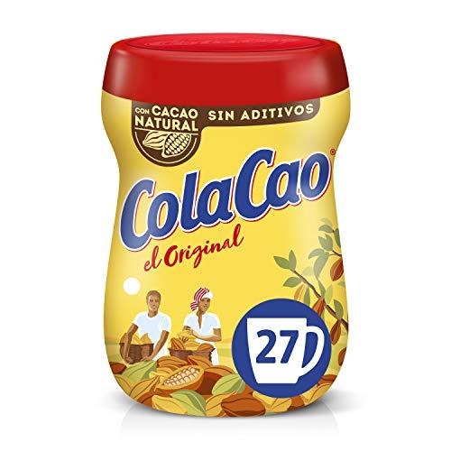 ColaCao Original: con Cacao Natural y sin Aditivos - 383g