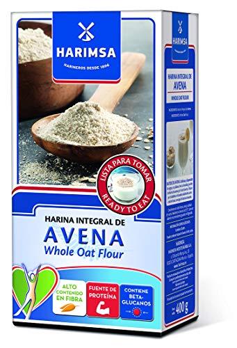 Harina Integral de Avena HARIMSA 400 Gramos 'Lista para...
