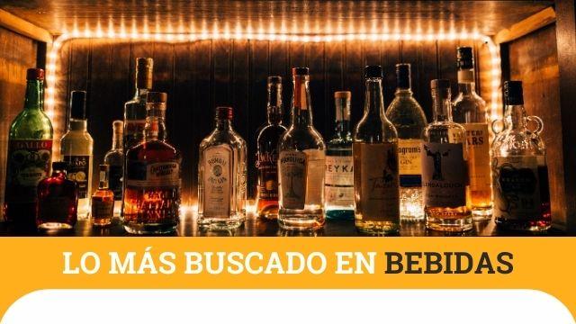 Categoría bebidas